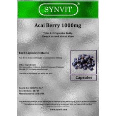 ACAI Berry 1000mg
