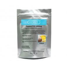 Flaxseed Oil 1000mg, Omega 3,6 & 9