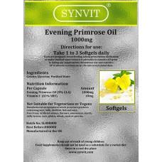 Evening Primrose Oil 1000mg